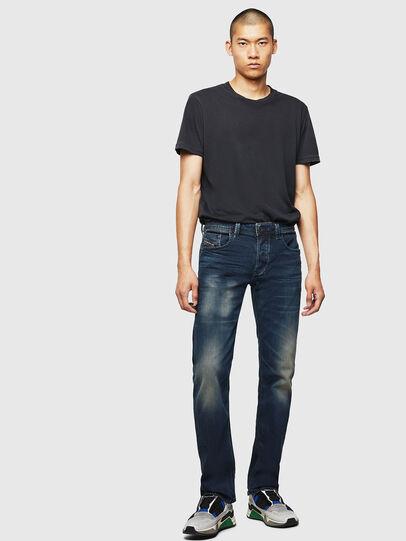 Diesel - Larkee 084AU, Dark Blue - Jeans - Image 6