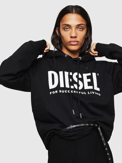 Diesel - F-GIR-HOOD-DIV-LOGO-,  - Sweaters - Image 3