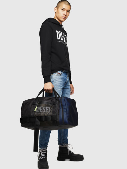 Diesel - M-CAGE DUFFLE M,  - Travel Bags - Image 7