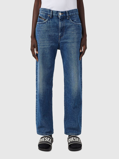 Diesel - D-Air Z079Y, Medium blue - Jeans - Image 1