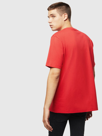 Diesel - T-JUST-J5, Red - T-Shirts - Image 2