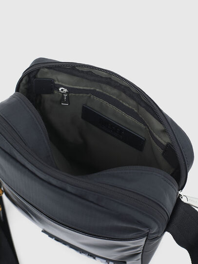 Diesel - VERTYO, Black - Crossbody Bags - Image 4