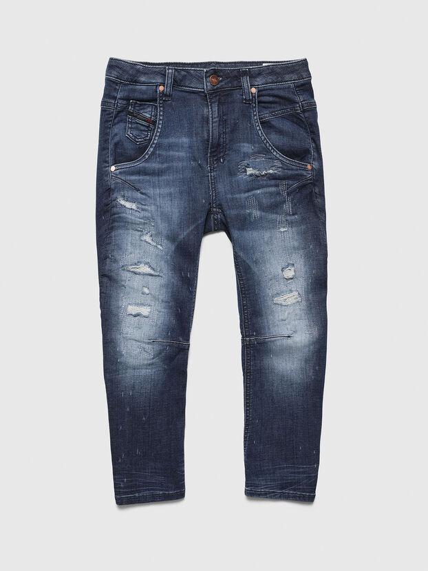 FAYZA-J JOGGJEANS-N, Medium blue - Jeans