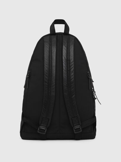 Diesel - MONTEKKIO, Black - Backpacks - Image 2