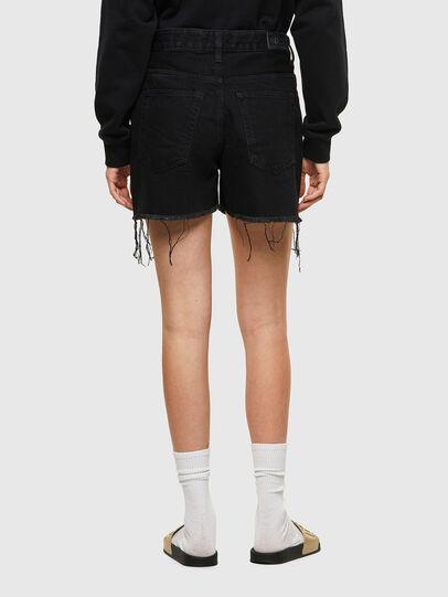 Diesel - DE-REG-R, Black - Shorts - Image 2