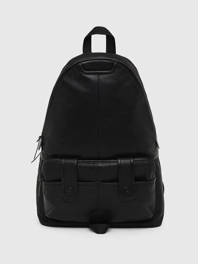 Diesel - MONTEKKIO, Black - Backpacks - Image 1