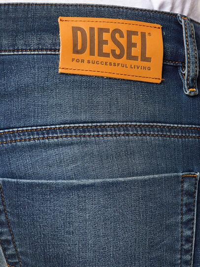 Diesel - KROOLEY JoggJeans® 069NK, Medium blue - Jeans - Image 4