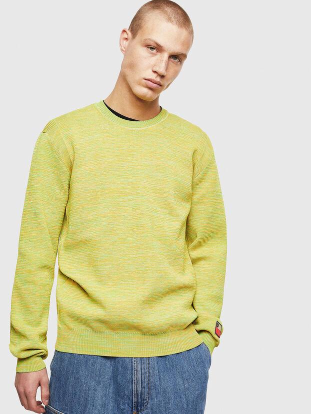 K-SPECIALS, Green Fluo - Knitwear