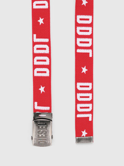 Diesel - BARTY, Red/White - Belts - Image 3