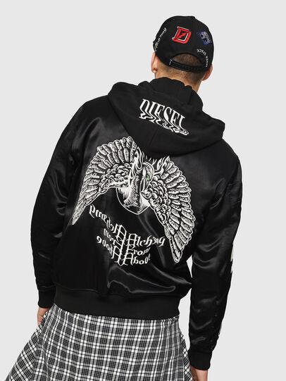 Diesel - J-KANYEV, Black - Jackets - Image 2