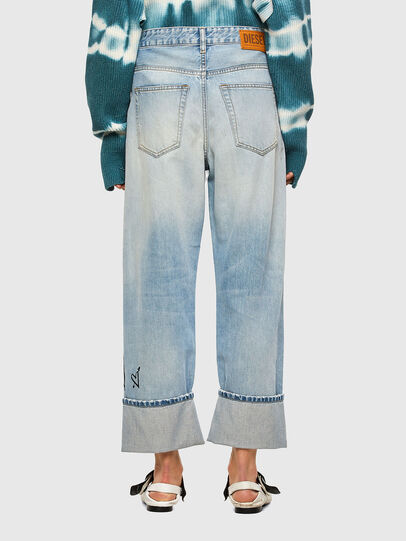 Diesel - D-Reggy 009GZ, Light Blue - Jeans - Image 2