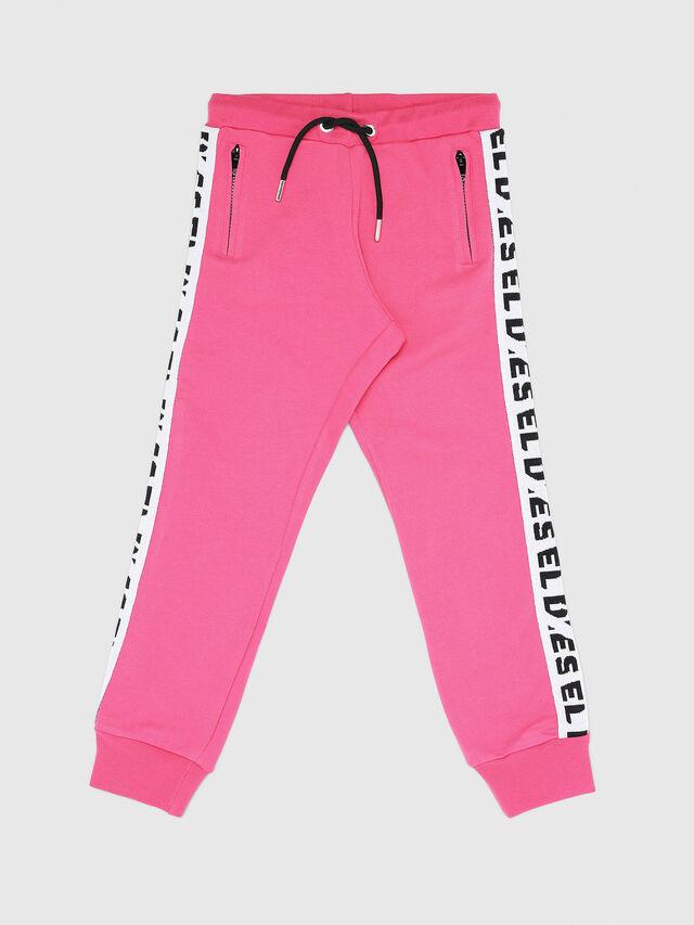 Diesel - PSUIT, Pink - Pants - Image 1