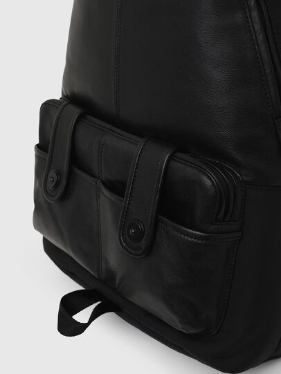 Diesel - MONTEKKIO, Black - Backpacks - Image 4