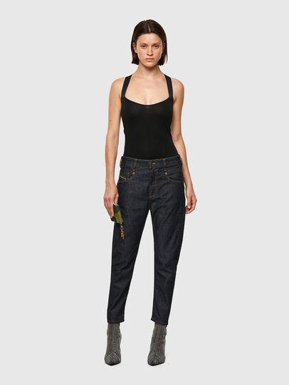 Diesel - Fayza 009HF, Dark Blue - Jeans - Image 5
