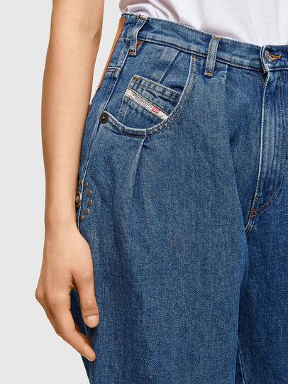 Diesel - D-Concias 009VZ, Medium blue - Jeans - Image 4
