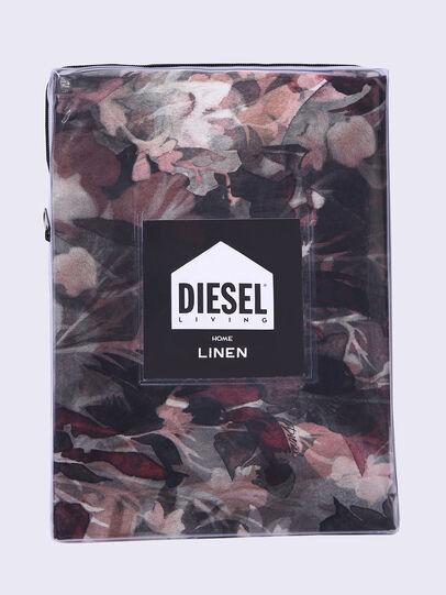 Diesel - 72081 DARK FIELD, Burgundy - Duvet Cover Set - Image 2