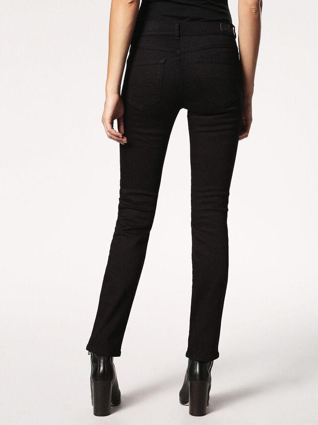 Diesel Sandy 0800R, Black/Dark grey - Jeans - Image 3