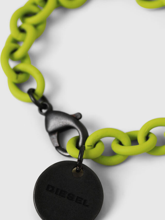 Diesel - A-ZED, Yellow Fluo - Bijoux and Gadgets - Image 2