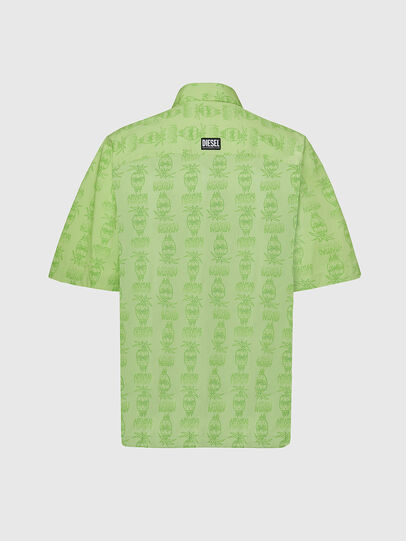 Diesel - S-ROHAD-C, Green - Shirts - Image 2