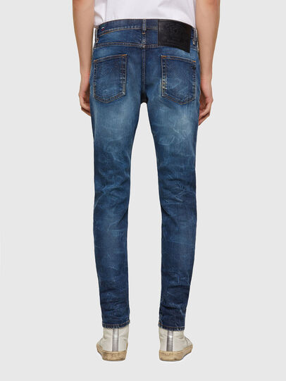 Diesel - D-Strukt 009NT, Medium blue - Jeans - Image 2