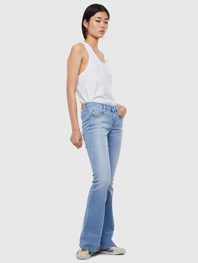 Diesel - D-Ebbey 0095D, Light Blue - Jeans - Image 6