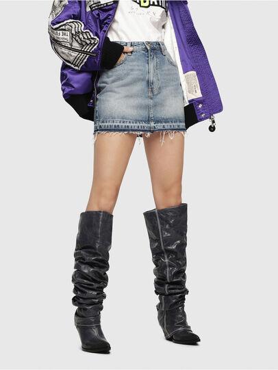 Diesel - DE-FREESIA,  - Skirts - Image 1
