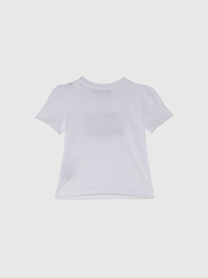 Diesel - TRIDGEB, White - T-shirts and Tops - Image 2