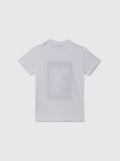 Diesel - TFULL78, White - T-shirts and Tops - Image 2