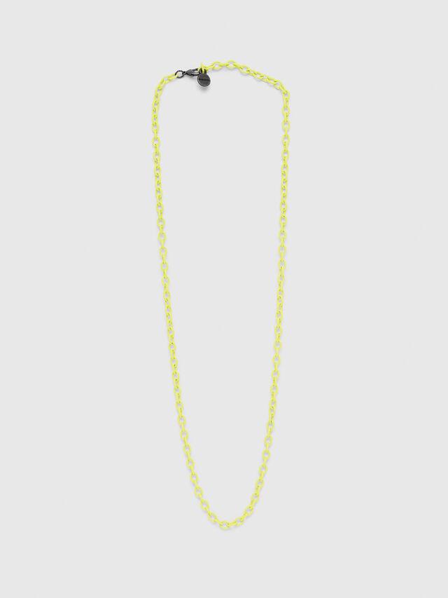 Diesel - N-ZED, Yellow Fluo - Bijoux and Gadgets - Image 1