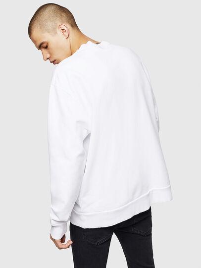Diesel - S-SAMY, White - Sweaters - Image 2