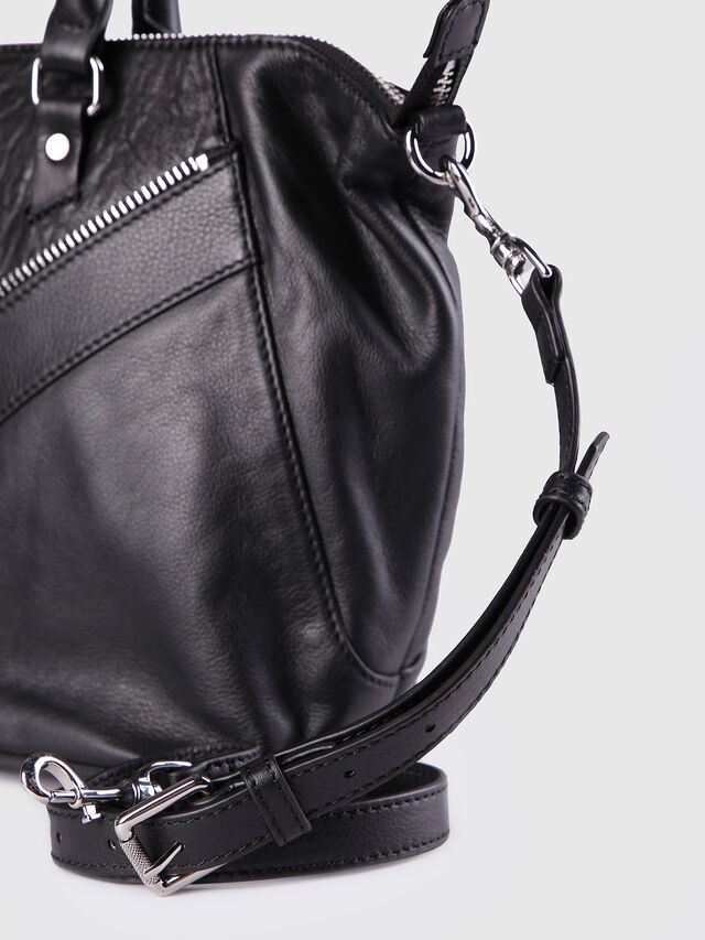 Diesel LE-NINNA, Black - Shopping and Shoulder Bags - Image 4