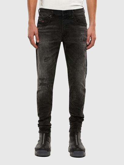 Diesel - D-Strukt 069RC, Black/Dark grey - Jeans - Image 1