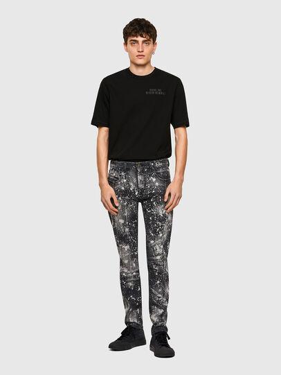 Diesel - D-Strukt 009SW, Light Grey - Jeans - Image 5
