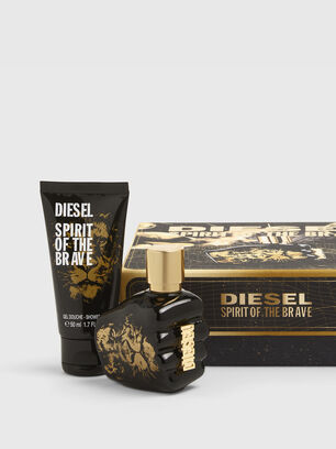 SPIRIT OF THE BRAVE 35ML GIFT SET, Black/Gold - Only The Brave