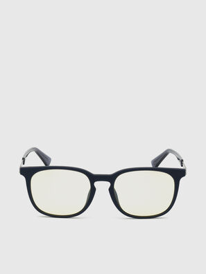 DL0311, Dark Blue - Sunglasses