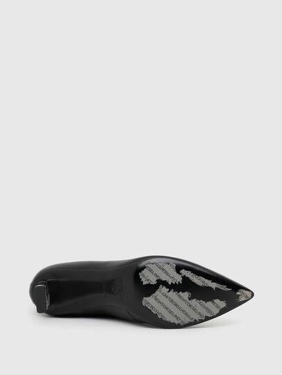 Diesel - D-LEZIPPO MAB, Black/Silver - Ankle Boots - Image 4