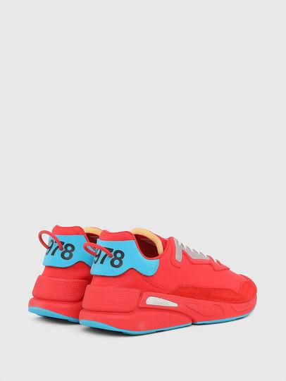 Diesel - S-SERENDIPITY LC, Red - Sneakers - Image 3