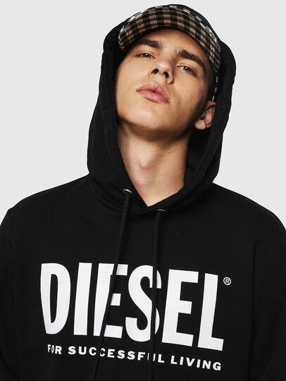 Diesel - S-GIR-HOOD-DIVISION-,  - Sweaters - Image 3