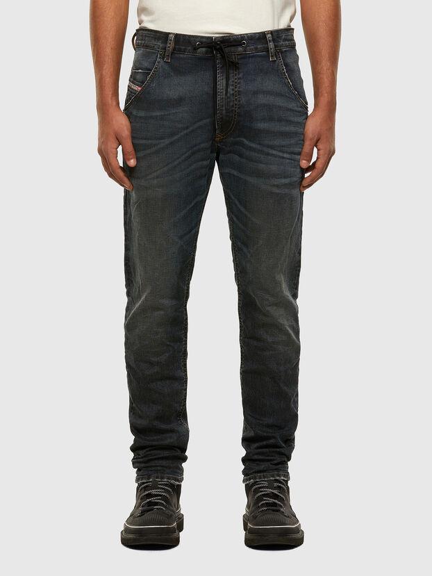 Krooley JoggJeans 069NS, Dark Blue - Jeans