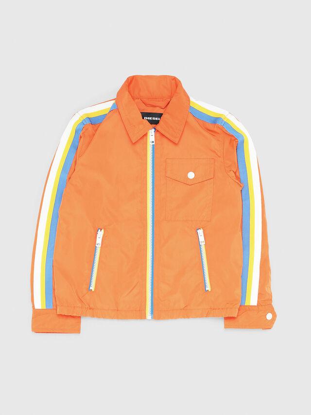 Diesel - JRIBPLAZA, Orange - Jackets - Image 1