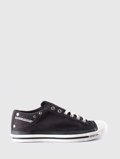 Diesel - EXPOSURE LOW W, Black - Sneakers - Image 1