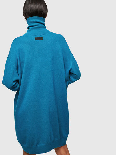 Diesel - M-LILIA, Blue Marine - Dresses - Image 2