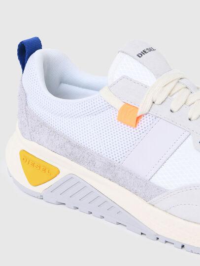 Diesel - S-KB LOW RUN, White - Sneakers - Image 4
