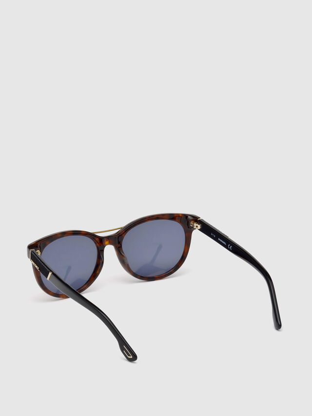 Diesel - DL0213, Brown - Sunglasses - Image 2