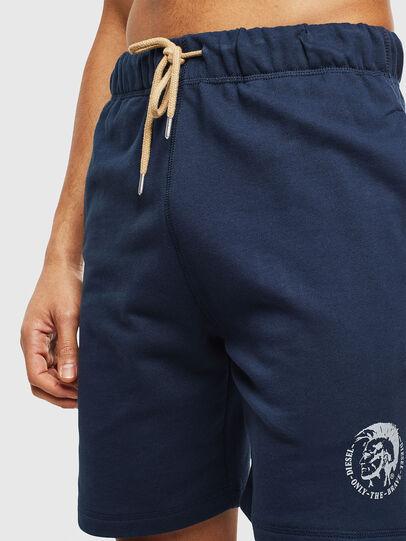 Diesel - UMLB-PAN, Dark Blue - Pants - Image 3