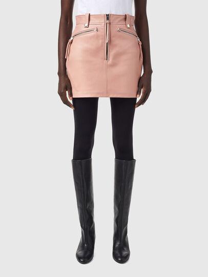 Diesel - L-EMILIA-A, Pink - Skirts - Image 1