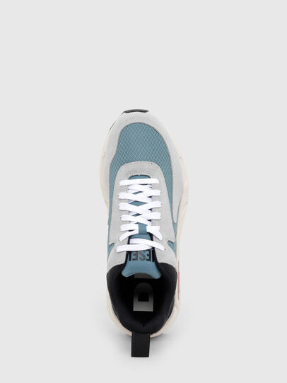 Diesel - S-SERENDIPITY LOW CU, Grey/Blue - Sneakers - Image 6
