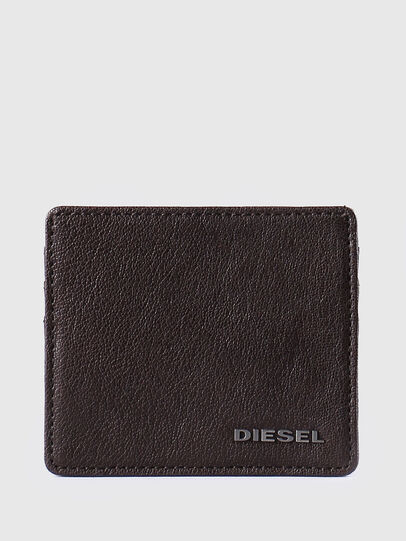 Diesel - JOHNAS I, Dark Brown - Card cases - Image 1