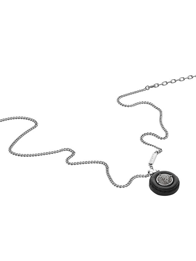 NECKLACE DX1022, Silver