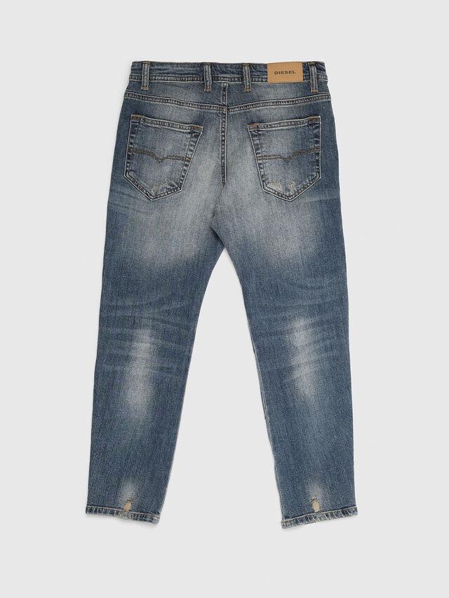 Diesel - NARROT-R-J-N, Blue Jeans - Jeans - Image 2